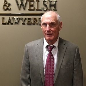 James Welsh - Omaha Lawyer